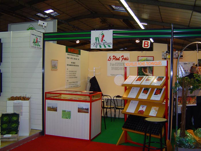 Sival trade fair in mid-january in ANGERS.